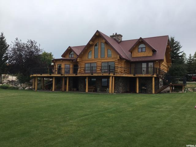 Single Family for Sale at 80 GREEN CYN St. Charles, Idaho 83272 United States