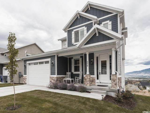 239 E VISTA WAY North Salt Lake, UT 84054 - MLS #: 1474160