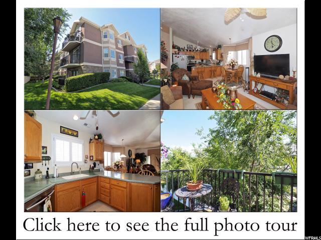 共管式独立产权公寓 为 销售 在 1641 W ALSACE WAY 1641 W ALSACE WAY Unit: H10 West Valley City, 犹他州 84119 美国