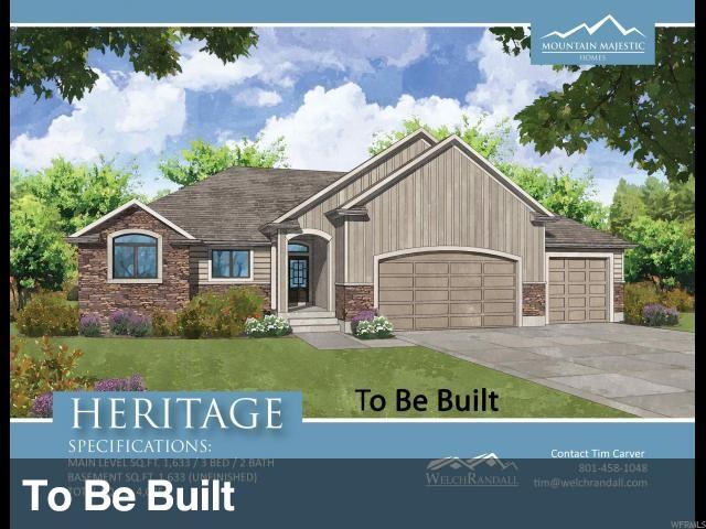 Single Family للـ Sale في 5120 W 1500 N 5120 W 1500 N Unit: 3 Plain City, Utah 84404 United States