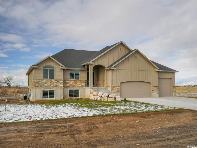 Single Family for Sale at 5194 W 1500 N 5194 W 1500 N Plain City, Utah 84404 United States