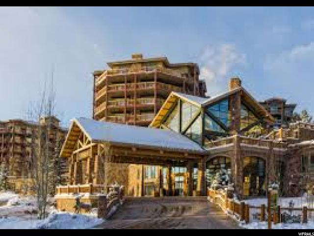 3000 CANYONS RESORT DR Unit 4608, Park City UT 84098