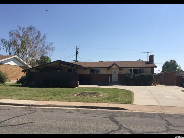 Single Family for Sale at 365 W 2250 N Sunset, Utah 84015 United States