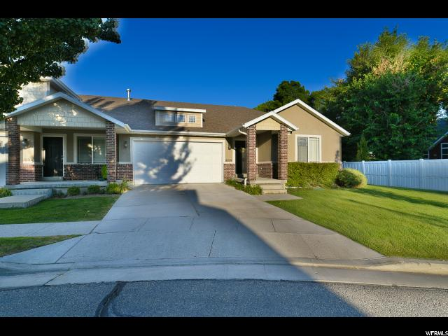 Townhouse for Sale at 8079 S STATION LANDING WAY Sandy, Utah 84070 United States