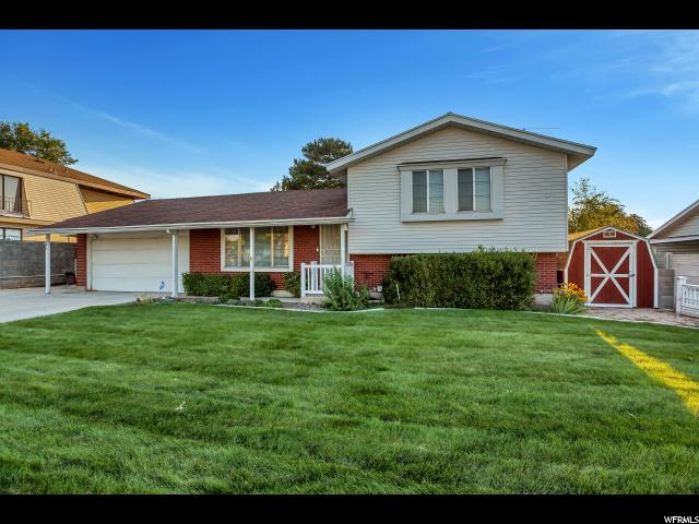 3686 S BANNOCK ST, West Valley City UT 84120
