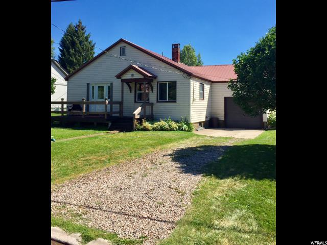 Single Family for Sale at 80 E 300 S 80 E 300 S Soda Springs, Idaho 83276 United States
