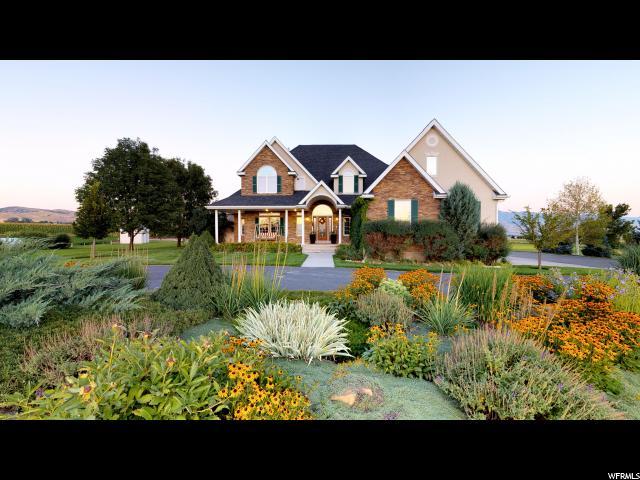 Один семья для того Продажа на 1383 S 1600 E 1383 S 1600 E Preston, Айдахо 83263 Соединенные Штаты