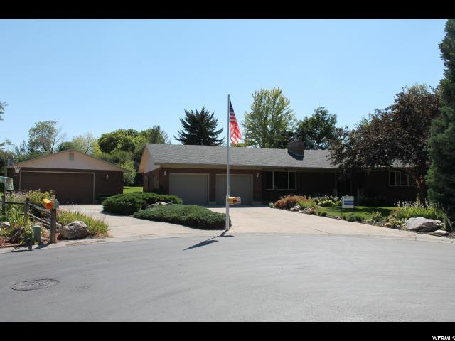 Single Family for Sale at 175 QUARTER CIRCLE Drive Nibley, Utah 84321 United States