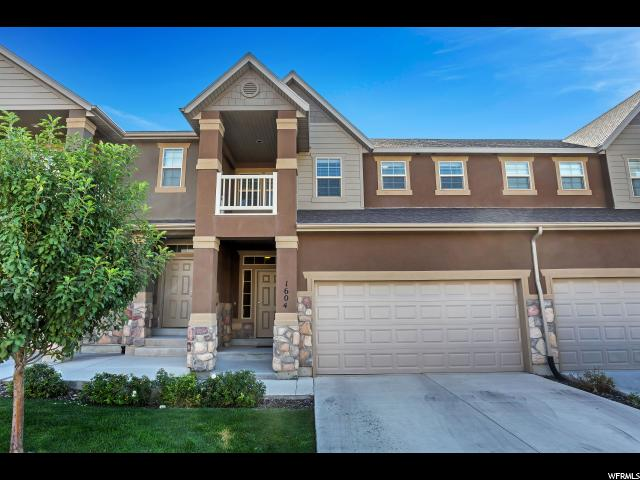 1604 N VENETIAN WAY, Saratoga Springs UT 84045