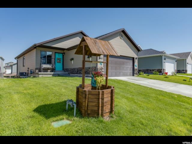 1663 E SLOW WATER WAY, Eagle Mountain UT 84043