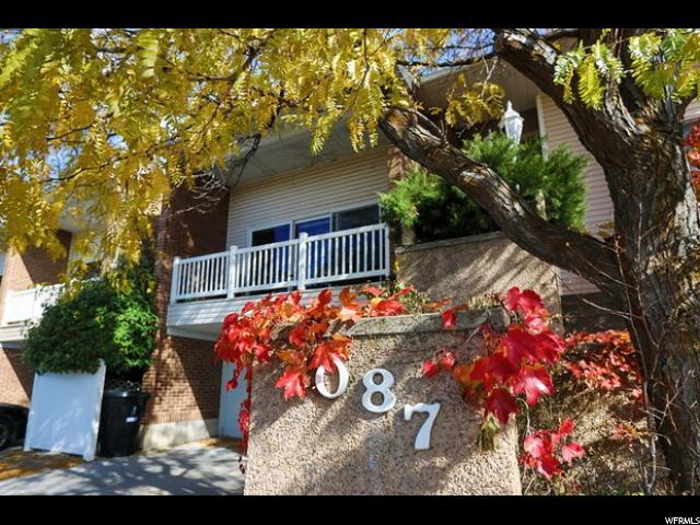 شقة بعمارة للـ Sale في 1087 LAKECREST Road 1087 LAKECREST Road Bountiful, Utah 84010 United States