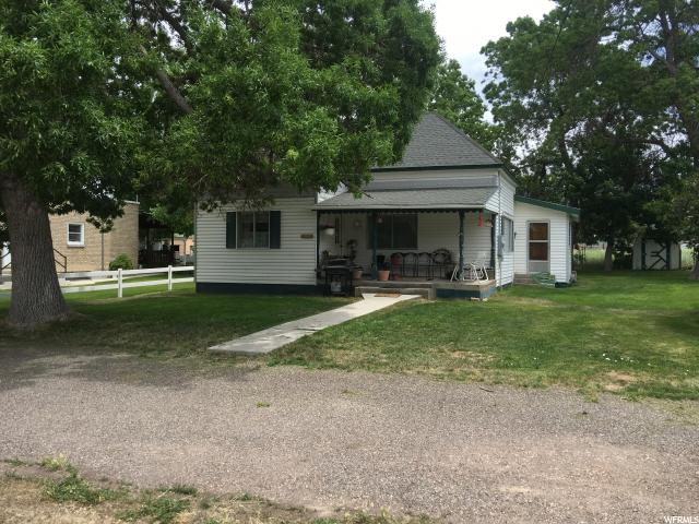 Один семья для того Продажа на 60 N STATE Street Scipio, Юта 84656 Соединенные Штаты