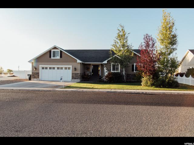 单亲家庭 为 销售 在 152 E 1875 S 152 E 1875 S Roosevelt, 犹他州 84066 美国