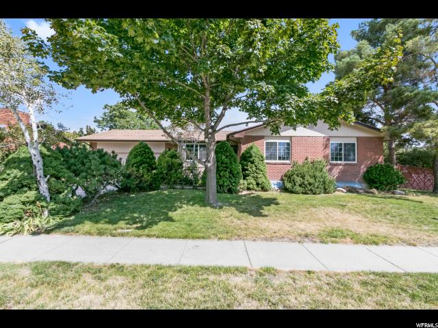 3432 W MILLERBERG WAY, West Jordan UT 84084