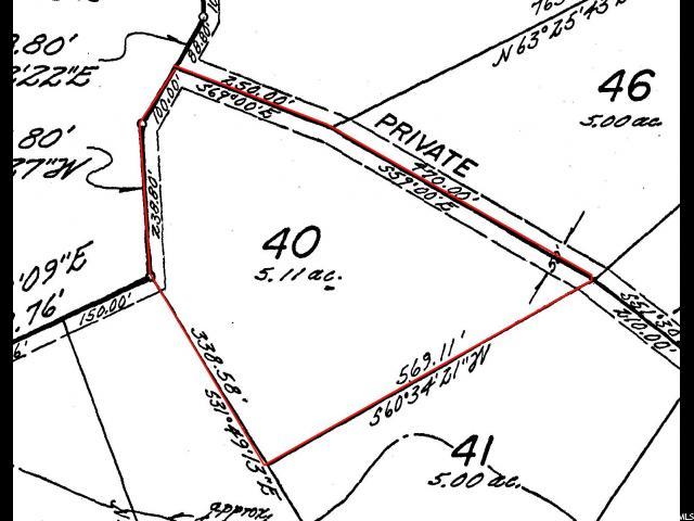 45501 W AIRPORT RD Unit 40 Fruitland, UT 84027 - MLS #: 1474688