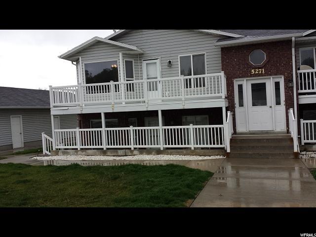 共管式独立产权公寓 为 销售 在 5271 S 2775 W 5271 S 2775 W Unit: 5-A Roy, 犹他州 84067 美国