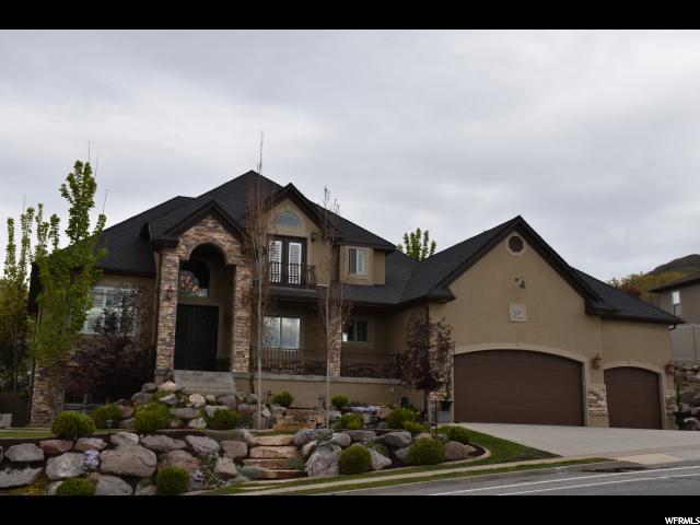 Single Family for Sale at 639 E EAGLE RIDGE Drive North Salt Lake, Utah 84054 United States