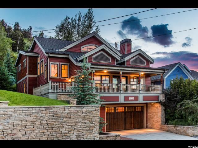 Single Family for Sale at 621 WOODSIDE Avenue 621 WOODSIDE Avenue Park City, Utah 84060 United States