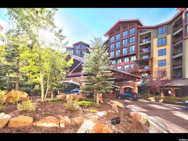 شقة بعمارة للـ Sale في 3855 GRAND SUMMIT Drive 3855 GRAND SUMMIT Drive Unit: 318Q2 Park City, Utah 84098 United States
