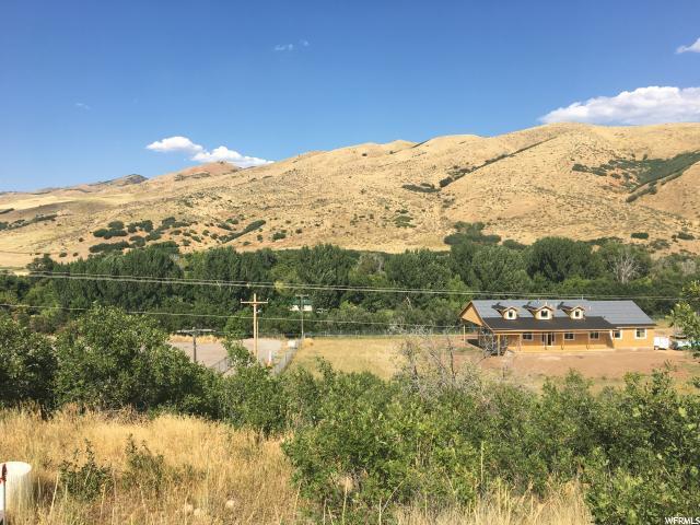 Terrain pour l Vente à 4668 HWY 66 4668 HWY 66 Porterville, Utah 84050 États-Unis