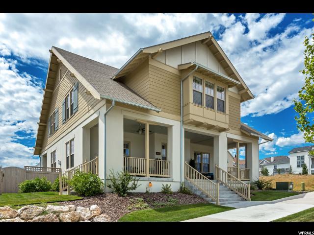 Unifamiliar por un Alquiler en 4821 W DOCK Street South Jordan, Utah 84009 Estados Unidos
