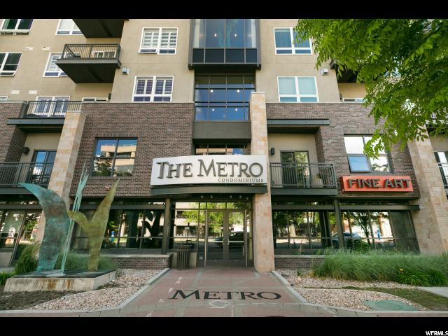 Condominio por un Alquiler en 350 S 200 E 350 S 200 E Unit: 206 Salt Lake City, Utah 84111 Estados Unidos