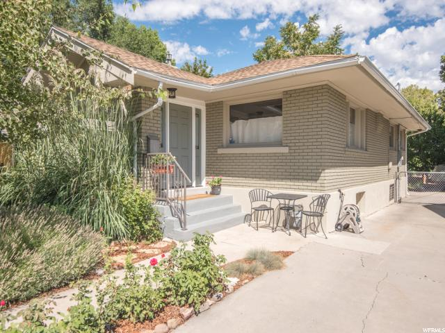 Home for sale at 629 E Ramona Ave, Salt Lake City, UT  84105. Listed at 350000 with 3 bedrooms, 1 bathrooms and 2,023 total square feet
