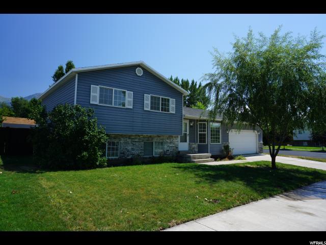 单亲家庭 为 销售 在 527 S 1390 W 527 S 1390 W 普若佛, 犹他州 84601 美国