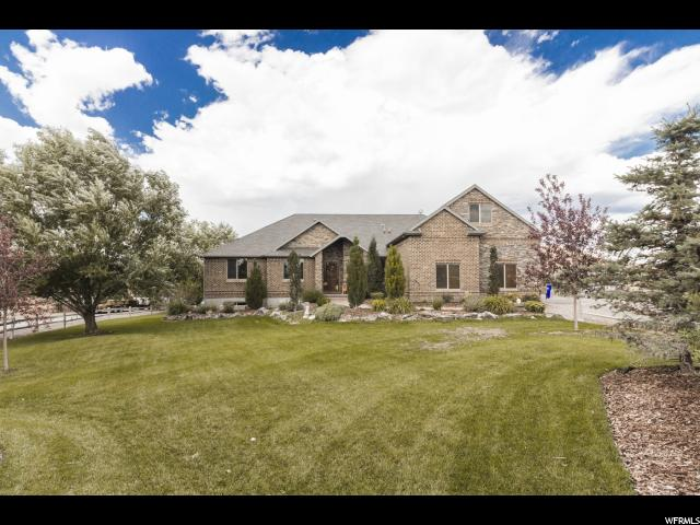 Single Family للـ Sale في 1821 E RANCH Road 1821 E RANCH Road Eagle Mountain, Utah 84005 United States