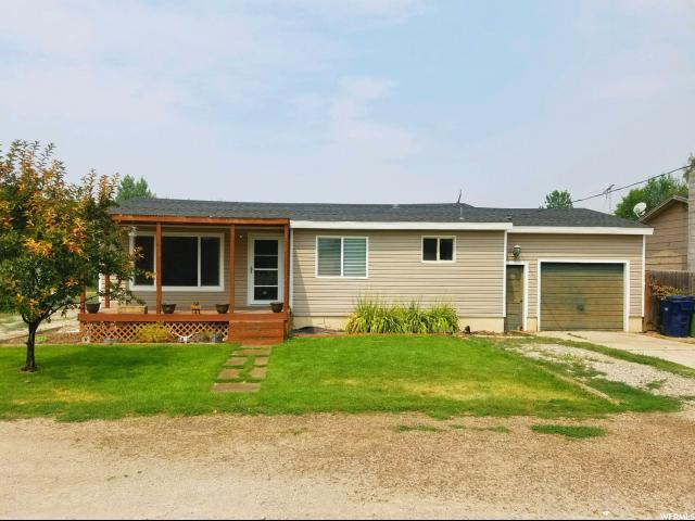 Single Family for Sale at 170 HENDERSON 170 HENDERSON Arimo, Idaho 83214 United States