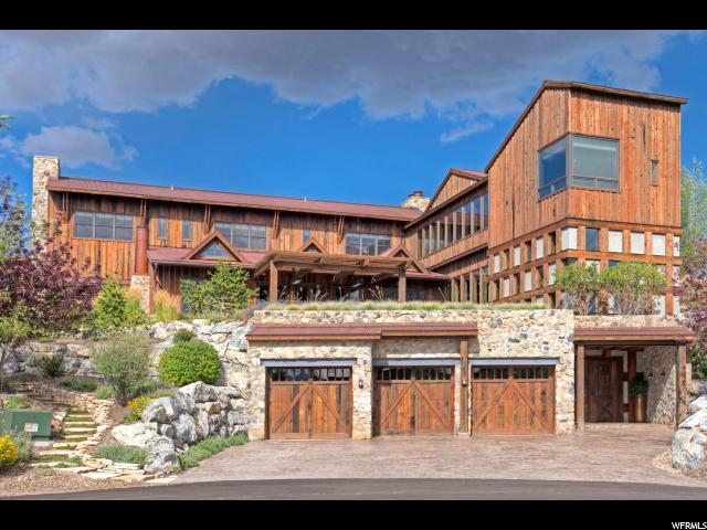 8642 N SUNSET CIR Park City, UT 84098 - MLS #: 1475371