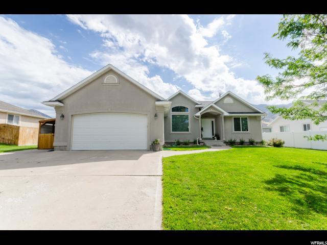 Один семья для того Продажа на 550 S 800 E River Heights, Юта 84321 Соединенные Штаты