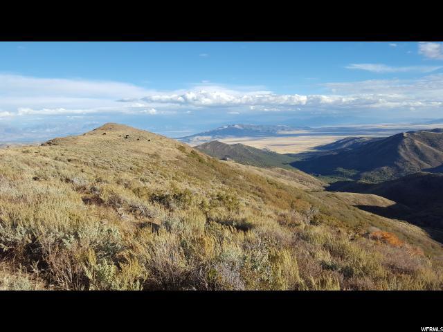 Terrain pour l Vente à 19000 N 18600 W Cedar Fort, Utah 84013 États-Unis