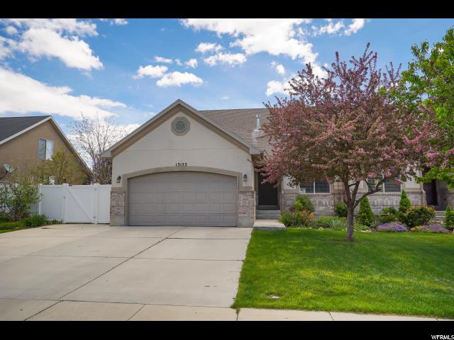 Twin Home للـ Sale في 13153 S PIONEER PARK Drive Herriman, Utah 84096 United States