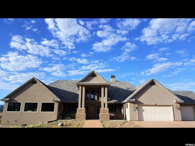 Single Family for Sale at 1501 CHOLLA Drive Toquerville, Utah 84774 United States