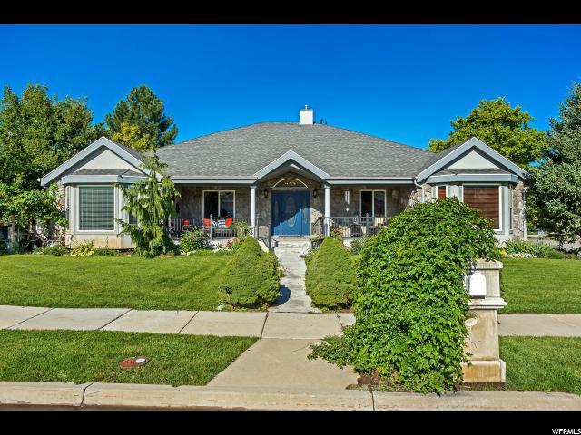 单亲家庭 为 销售 在 5701 S 900 E 5701 S 900 E South Ogden, 犹他州 84405 美国