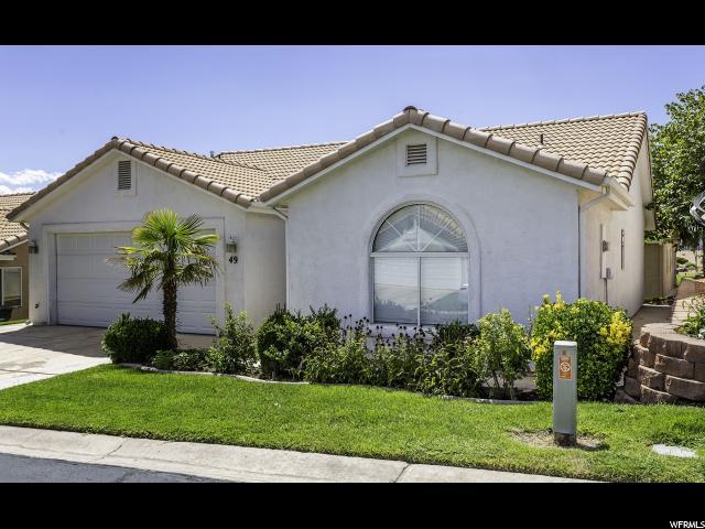Condominium for Sale at 210 N MALL Drive 210 N MALL Drive Unit: 49 St. George, Utah 84790 United States