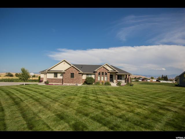Unique la famille pour l Vente à 92 N 200 E 92 N 200 E Clarkston, Utah 84305 États-Unis