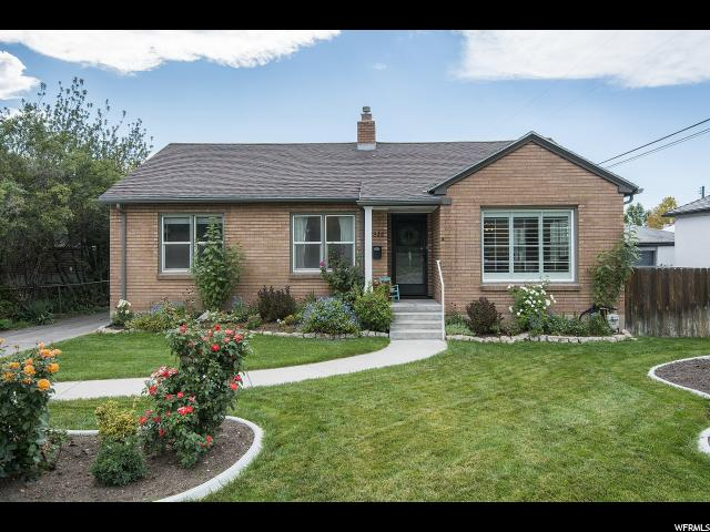 2844 S 2000 E, Salt Lake City UT 84109