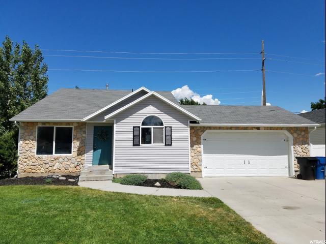 Unique la famille pour l Vente à 1507 E 820 S 1507 E 820 S Spanish Fork, Utah 84660 États-Unis