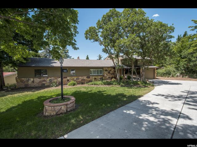 Home for sale at 3001 E Sherwood Dr, Salt Lake City, UT 84108. Listed at 599000 with 3 bedrooms, 3 bathrooms and 4,002 total square feet