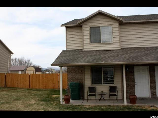 Townhouse for Rent at 275 E 1220 S Vernal, Utah 84078 United States