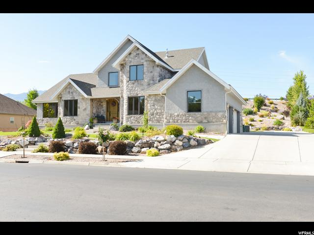 832 S RIVER RIDGE LN Spanish Fork, UT 84660 - MLS #: 1475992