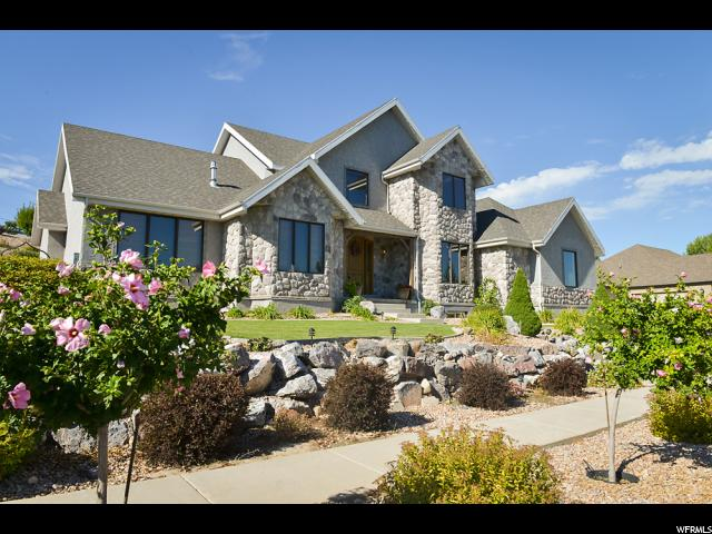 Single Family للـ Sale في 832 S RIVER RIDGE Lane 832 S RIVER RIDGE Lane Spanish Fork, Utah 84660 United States