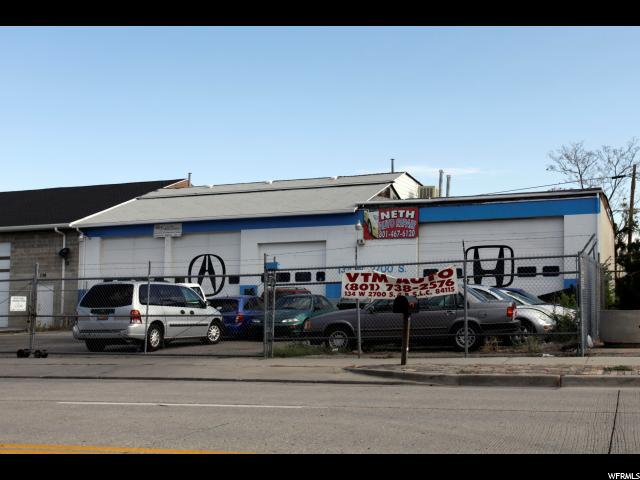 Commercial for Sale at 134 W 2700 S 134 W 2700 S South Salt Lake, Utah 84115 United States