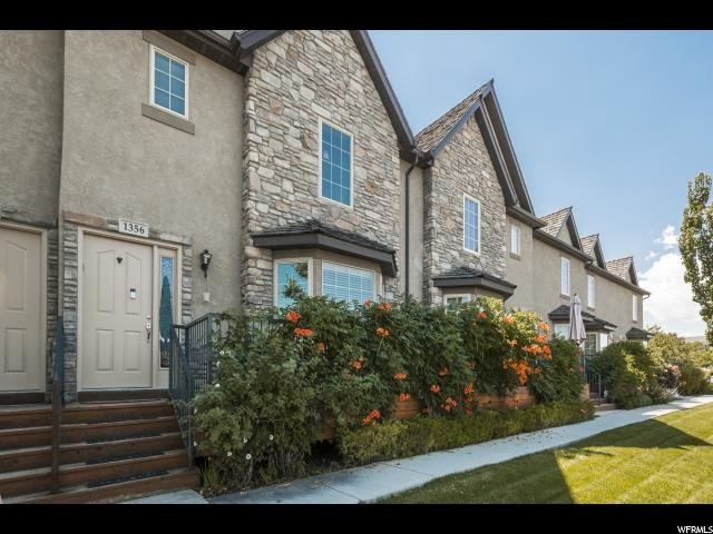 Townhouse for Sale at 1356 E 4500 S 1356 E 4500 S Holladay, Utah 84117 United States