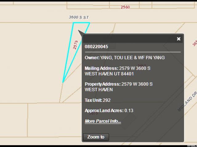 2579 W 3600 West Haven, UT 84401 - MLS #: 1476093