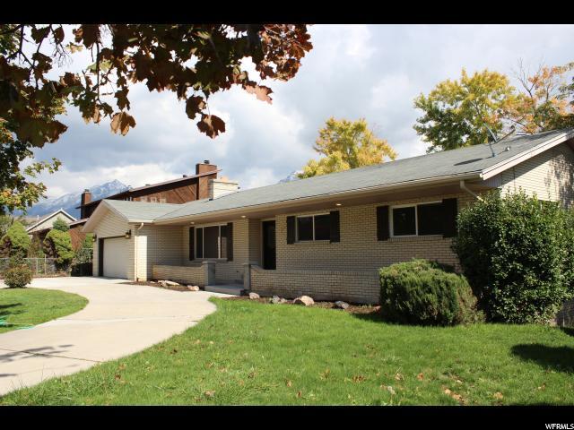 单亲家庭 为 销售 在 1166 N 100 E 1166 N 100 E American Fork, 犹他州 84003 美国