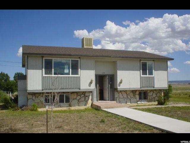 Single Family for Sale at 145 S 300 W Cleveland, Utah 84518 United States