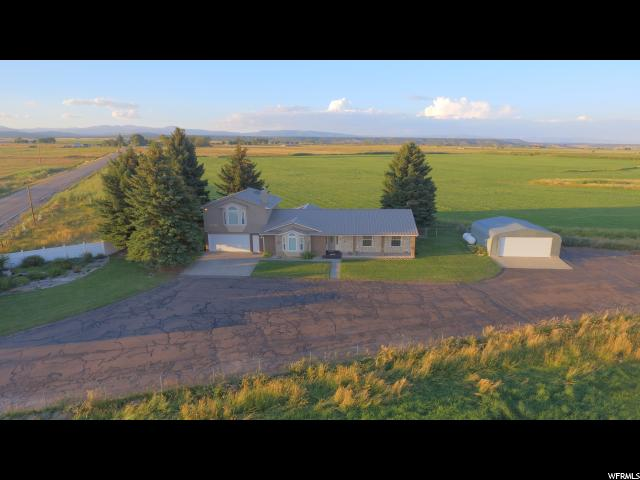 Single Family for Sale at 6318 N 16000 W 6318 N 16000 W Altonah, Utah 84002 United States